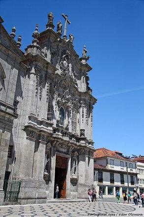 Igreja do Carmo e dos Carmelitas - Porto - Portugal