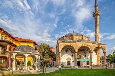mosquée impériale de Pristina