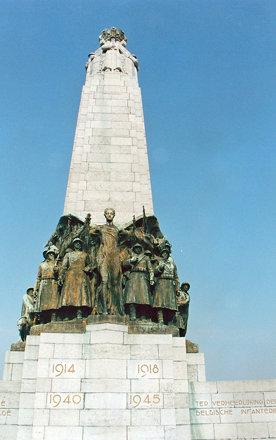 Monument voor de Belgische infanterie