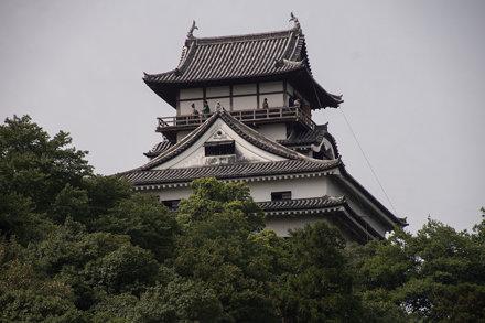 国宝 犬山城 / Inuyama Castle
