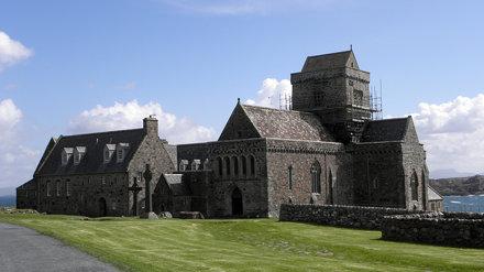 St Columba's Abbey
