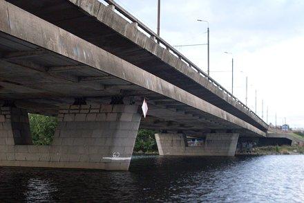 Salu tilts, Rīga, Latvija, 2016