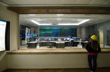 Usina Hidroelétrica Itaipu Binacional / Itaipu Dam
