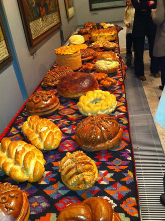 2011.11.25 Bread as Symbol, Art & Life