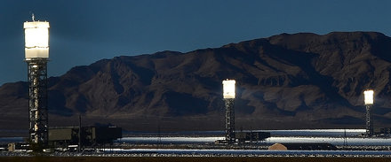 Ivanpah Solar Power Facility