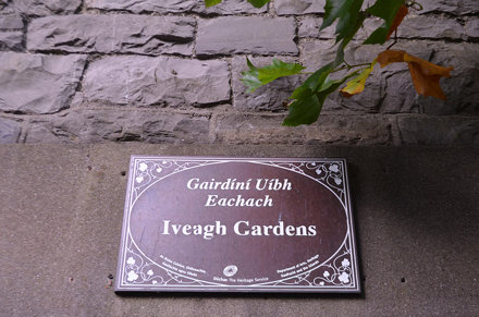 Iveagh Gardens and St Stephen's Green