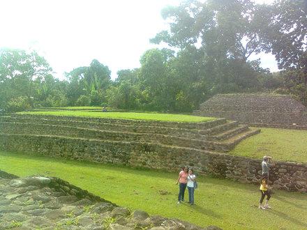 zona arkeologica de Izapa,tapachila,chiapas
