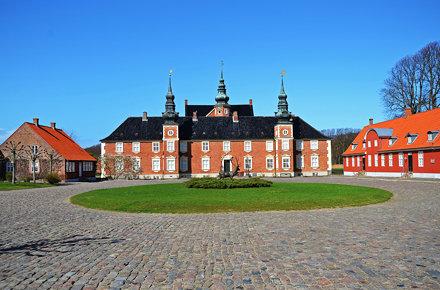 Jægerspris castle - Denmark