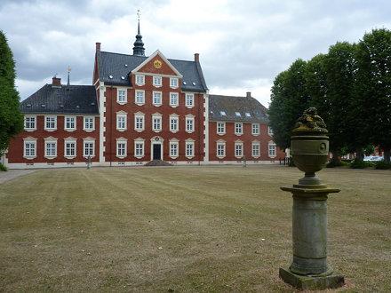 Jaegerspris Castle or Jægerspris Slot,