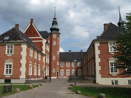 Jægerspris Castle in Denmark