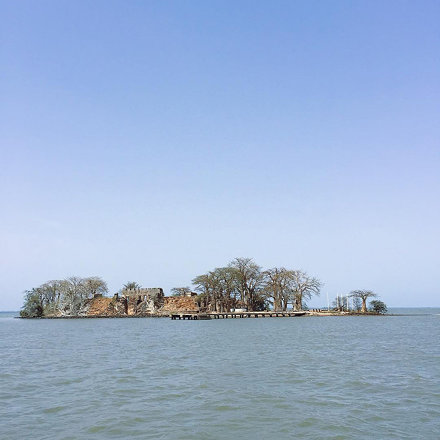 Kunta Kinteh Island – Was formerly called Andrews Island, then James Island till 2011 when the gover