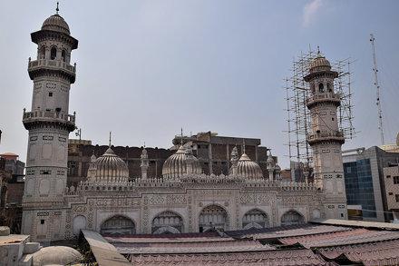 Masjid Mabahat Khan