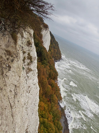 The Chalk Cliffs of Rügen