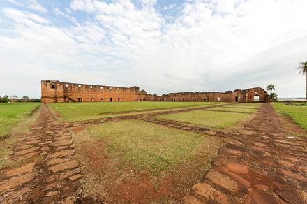 Ruinas de trinidad