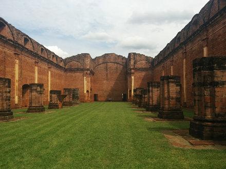 Jesuit Ruins of Jesus