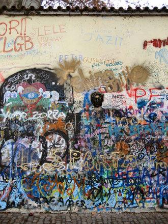 John Lennon's Wall