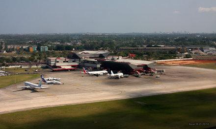 José Martí airport - Havana