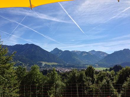 Oberstdorf im Allgäu im September 2013