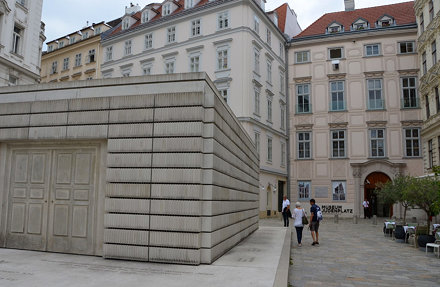 Judenplatz Memorial and Museum