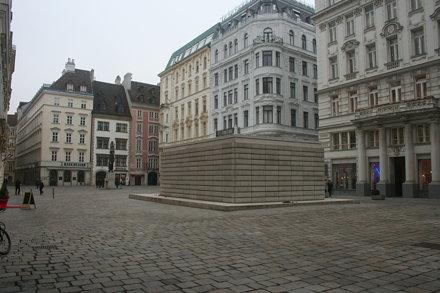 Judenplatz 33 — Holocaust Monument