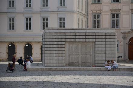 Vienne : Mémorial de la Shoah