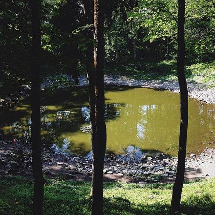Найди в кратере красавицу ;))