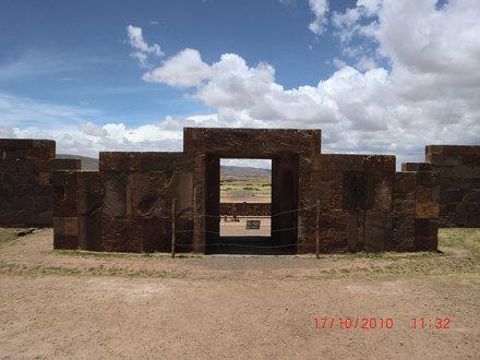 Tiwanaku - Kalasasaya