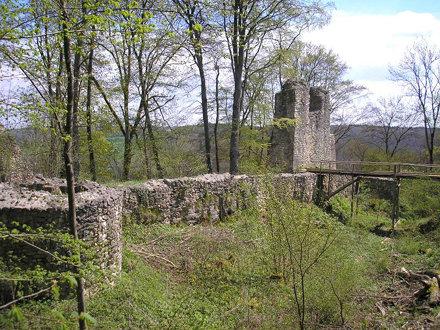 Baden-Württemberg - Kaltenburg 1150