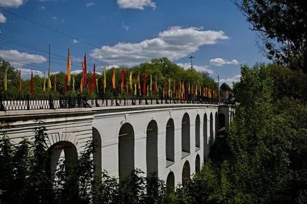 Каменный мост, XVIII в. Калуга, Россия