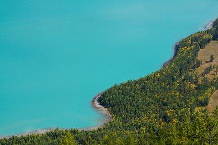 喀纳斯湖 Kanas Lake