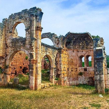 Bir zamanların görkemli antik kenti Kanlıdivane, Erdem  Zeytin yağınım ve zeytin ağacının anavatanı