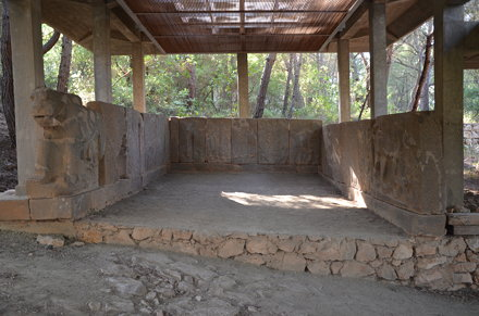 Karatepe Hittite Fortress, Turkey