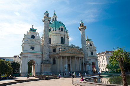 The Karlskirche