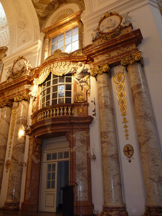 Wien, 4. Bezirk, Karlskirche, chiesa di San Carlo Borromeo, Iglesia de San Carlos Borromeo (Viena),