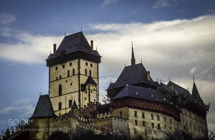 Karlstejn Castle (Czech Rep.)