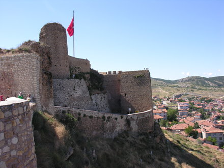 Kastamonu castle
