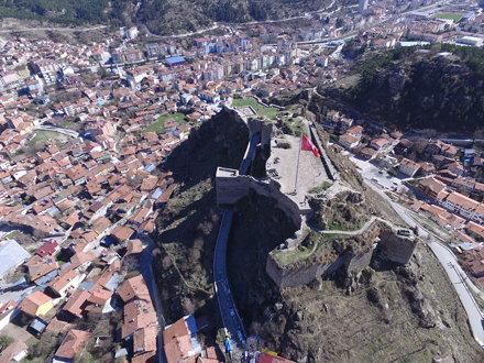 Kastamonu from the air