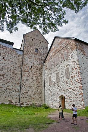 Kastelholman linnoitus