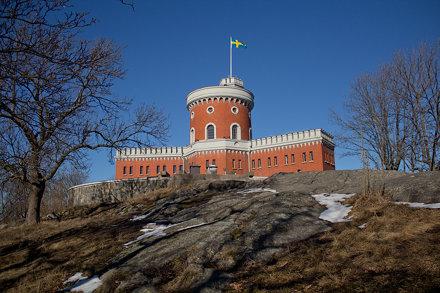 Stockholm - Kastellet