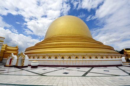 Kaunghmudaw pagoda - Sagaing