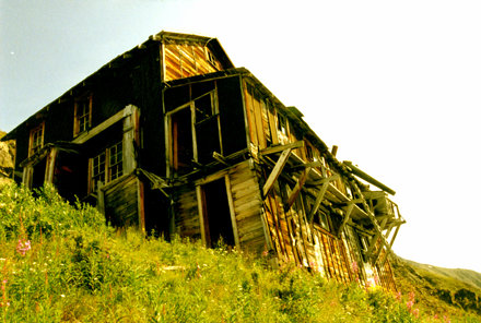 Erie Mine - Kennecott Mines National Historic Landmark