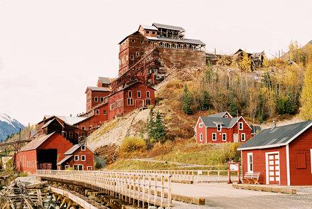 Kennecott Copper Mines