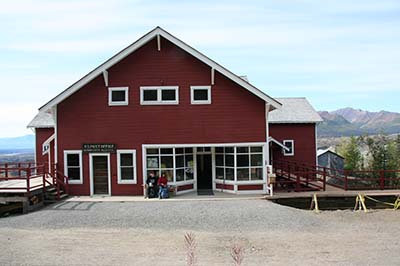 Kennecott Mill Town - Kennecott Mines National Historic Landmark