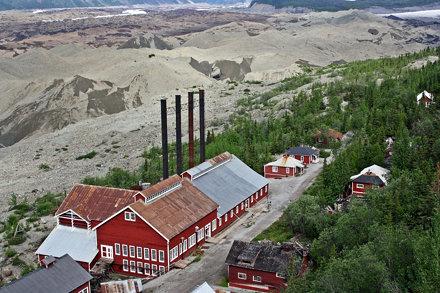 Glacier & Power Station