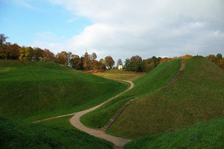 Kernavės piliakalniai / Kernavė mounds