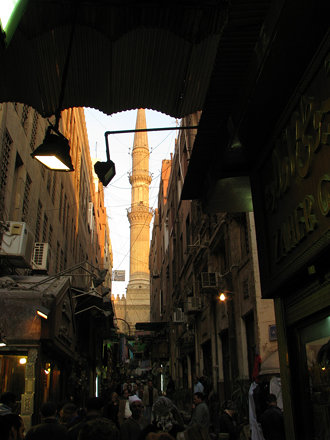 Cairo, March 2009