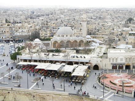 Khusruwiyah Mosque Aleppo