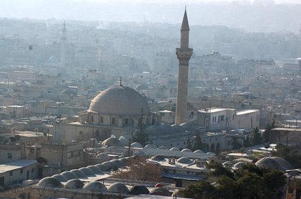 Khusruwiya Mosque (جامع الخسروية), Aleppo