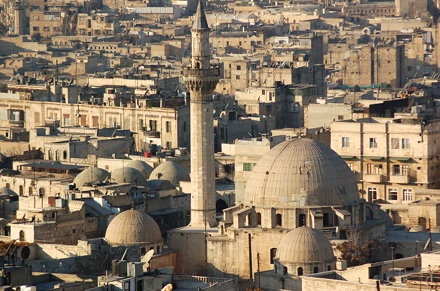 Al-Othamaniyeh Mosque (جامع العثمانية), Syria