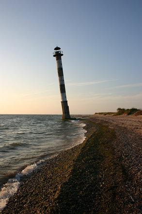 Kiipsaare tuletorn. Lighthouse of Kiipsaare.